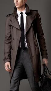 Burberry london trench1
