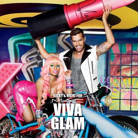 nicki-minaj-ricky-martin-viva-glam-ad-campaign_